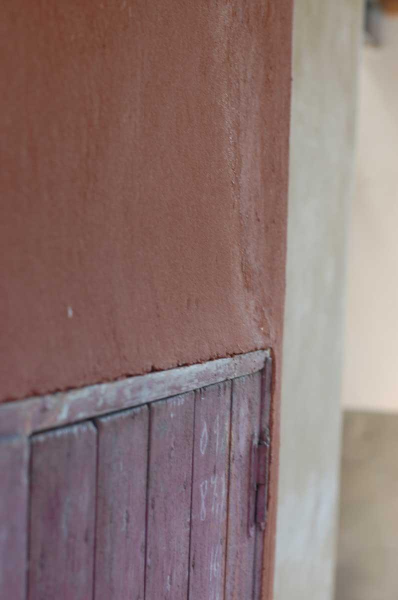 Leem | Pleistertechniek | IN'T WIT - PLEISTERWERKEN | VLAANDEREN