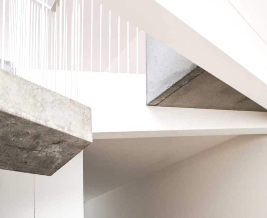 Project Sint-Amandsberg | Strak | IN'T WIT - PLEISTERWERKEN | VLAANDEREN