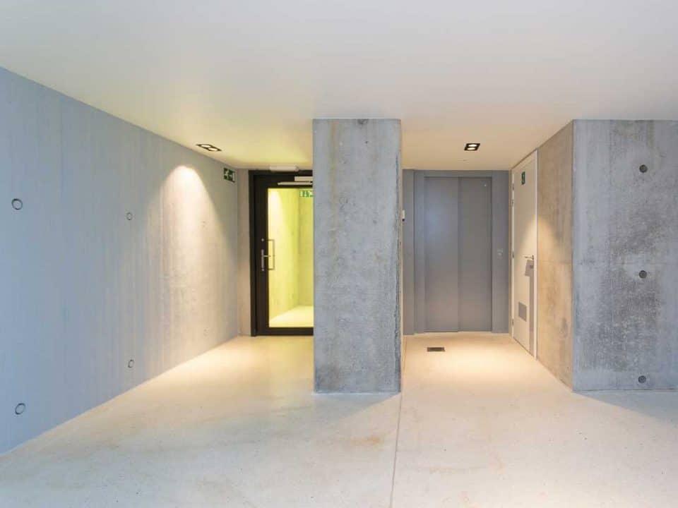 Project Sint-Denijs-Westrem | Strak | IN'T WIT - PLEISTERWERKEN | VLAANDEREN